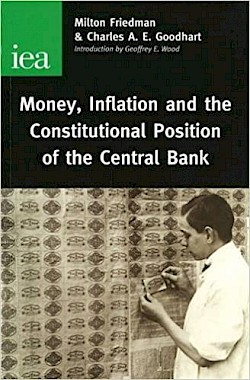 Money, Inflation and the Constitutional Position of Central Bank