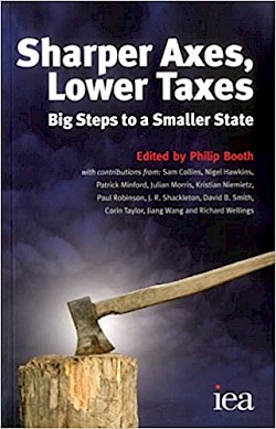 Sharper Axes, Lower Taxes: Big Steps to a Smaller State